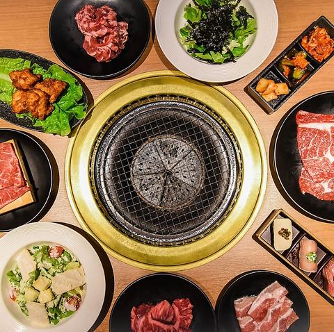 国産牛焼肉食べ放題 肉匠坂井 白山松任店