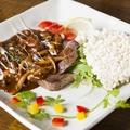 料理メニュー写真牛ヒレステーキ 木野子ブラウンソース