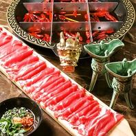 四川の本格鍋料理がここで食べられる!!