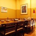 少人数用テーブル個室はお子様がいるご家族でも利用しやすいです。札幌エリアで居酒屋をお探しなら刺身居酒屋うおや一丁札幌駅店へぜひお越しください!ドリンクメニューも豊富にご用意致しておりますので、幹事様も安心です♪(札幌/居酒屋/個室/宴会/接待/女子会/合コン/同窓会/飲み放題/海鮮/デート/和食/忘年会/新年会)