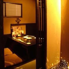 ご宴会に最適な掘りごたつ個室、掘りごたつお座敷ございます!ご宴会は「わん 藤沢プライムビル店」でどうぞ!