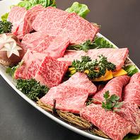自慢のお肉と豪華ボリュームたっぷりなコースを限定で