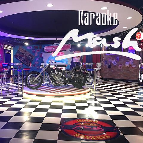 Karaoke Mash サイバーシティ店