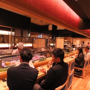 ワイン・寿司・天ぷら 魚が肴 サカナガサカナ 仙台PARCO2店の雰囲気1