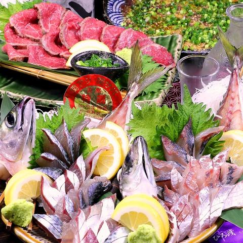 某有名和食店で修行を積んだ料理人の織りなす食材のハーモニーをご堪能ください。