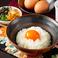地卵「つまんでご卵」使用!究極のTKG