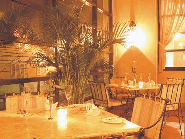 レストラン チャオの雰囲気1