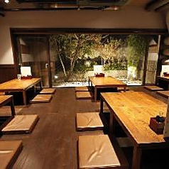 伝統自家製麺 い蔵 住吉店の雰囲気1