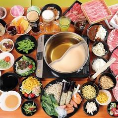 しゃぶ食べ 高円寺南口駅前店のコース写真