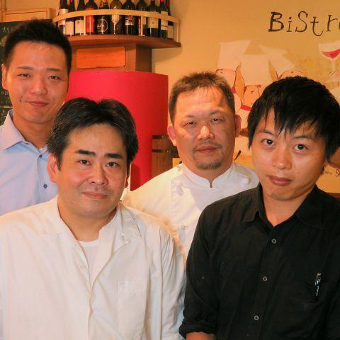 駅前ワイン肉バル わたなべ精肉店 徳島駅前店|店舗イメージ11