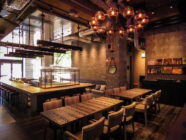 AJO アジョ Restaurant&Barの雰囲気1