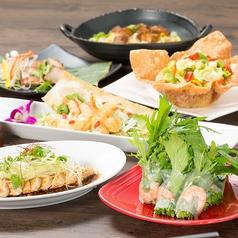 アジアンナイトマーケット バリハイ 焼津店のコース写真