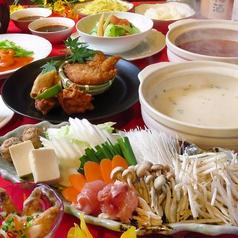 アジアンキッチン雷蔵の写真