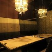 2名様~個室にご案内☆2人だけの空間をお愉しみ下さい。