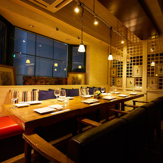 渋谷肉割烹バル 和牛男 COWBOY 渋谷本店の雰囲気1