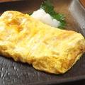 料理メニュー写真だし巻玉子/Rolled Egg