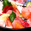 最旬鮮魚が目白押し☆質良し!量良し!見た目良し!