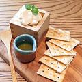 料理メニュー写真新潟豆乳のハニーチーズ豆腐