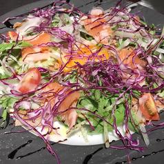 シーザーサラダの野菜Galette