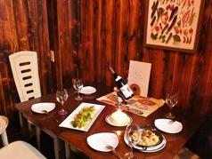 ディナーはもちろん、ランチタイムにもシェフ自慢のお料理をリーズナブルに愉しめるコースあり!