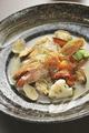 料理メニュー写真アクアパッツァ(イタリアの煮魚)or煮付け