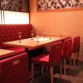 ワイン・寿司・天ぷら 魚が肴 サカナガサカナ 仙台PARCO2店の雰囲気3