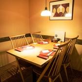 【VIP個室 4~12名様】周りを気にせず寛げるVIP個室は接待・記念日・お顔合わせなど、大事なお集まりに最適な空間です。