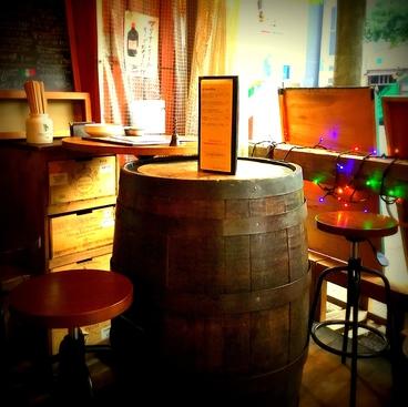 ぶどう酒場 レガレガの雰囲気1