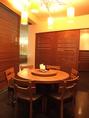 【テーブル席完備】テーブル席&ソファ席ご用意。回転テーブルで本格中華をお楽しみください♪
