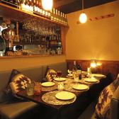個室肉バル ローズマリー 上野店の雰囲気3