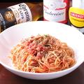 料理メニュー写真トマトパスタ