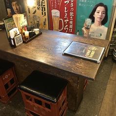 2名様用テーブル
