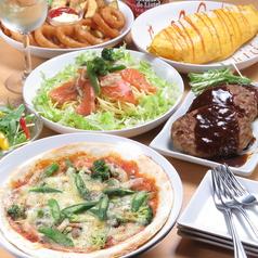 Cafe&Bar ABCのコース写真