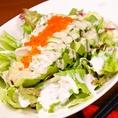 カニとアボカドのサラダ。カニとアボカドの相性はバツグン!?海の幸と森のミルクの夢のコラボレーションです♪