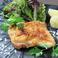 料理メニュー写真知床鶏の岩塩焼き