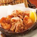 料理メニュー写真柚子香る鶏の唐揚げ