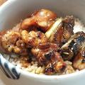 料理メニュー写真鶏めし/Grilled chicken on rice