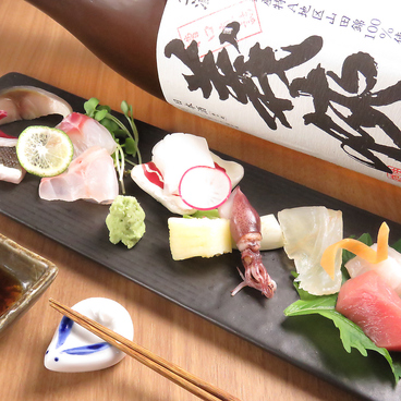 和味酒彩 秋夏のおすすめ料理1