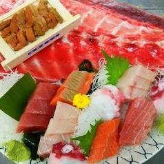 三陸天海一家のおすすめ料理1