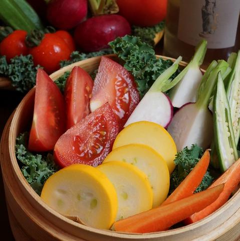 北海道産有機野菜の感動の美味しさを体験!!