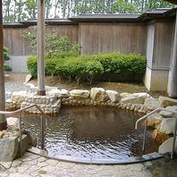 札幌から45分、ゆったりとした時間を楽しめる温泉施設。