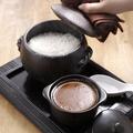 """料理メニュー写真炊き立ての土鍋ご飯""""炊きたてあきたこまち""""(1合) ~土鍋で炊き上げたシンプルな白米~"""