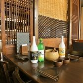 韓国料理 縁の雰囲気2