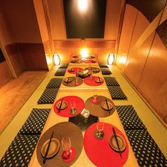 【4名様~6名様個室】おいしい食事とお酒で皆様で盛り上がりましょう♪