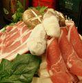 料理メニュー写真野菜・肉・海鮮セット