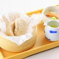 料理メニュー写真吉野葛使用 自家製ごま豆腐