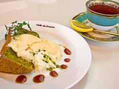 Cafe de 佛蘭西の写真