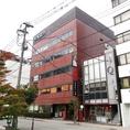 富山駅から徒歩4分★アルペン村ビル4F★ますのすし「大辻」さんが目印、中央警察署の近くです。幹事様も安心の立地!!!!