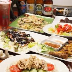 シンガポールレストラン MAKAN マカンの写真