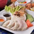 海南鶏飯(ハイナンチーファン)ランチ・・・850円